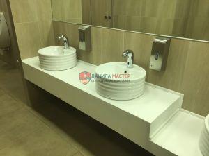 Ремонт ванной комнаты и туалета под ключ в Кирове, Фотографии выполненного ремонта ванной комнаты и туалета, санузла под ключ в Кирове
