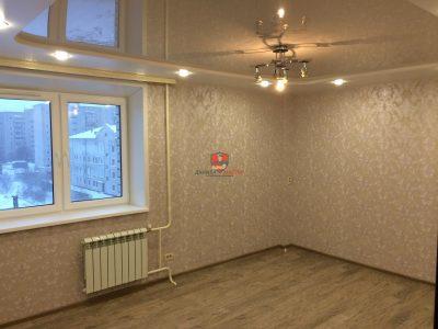 Ремонт двухкомнатной квартиры в Кирове по адресу улица Подгорная 7