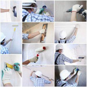 Фото ремонта квартир, ванной, коттеджа - СК ДАНИЛА МАСТЕР