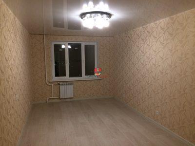 Ремонт трехкомнатной квартиры в Кирове по адресу улица Азина 17