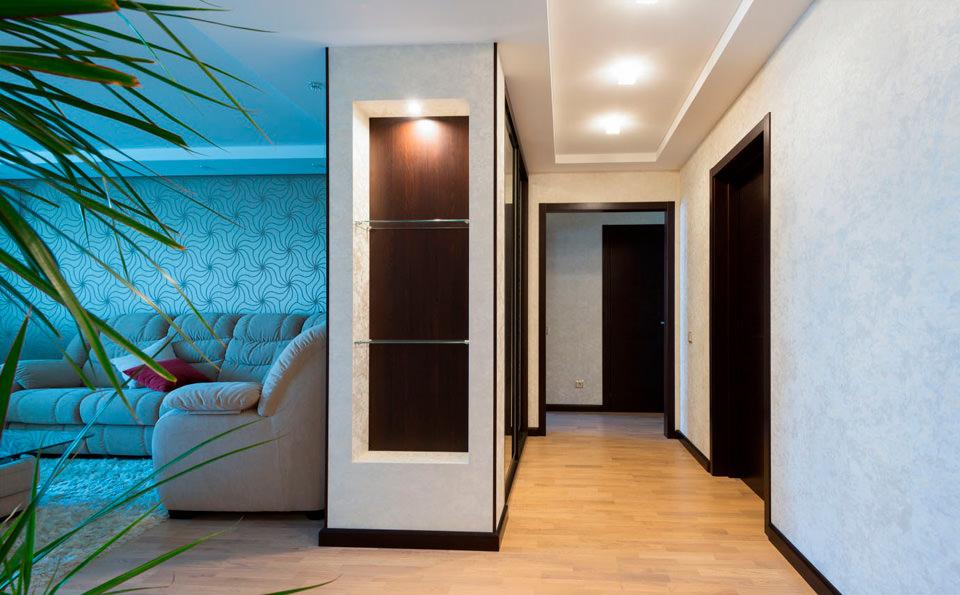 Недорогой ремонт квартиры под ключ в кирове