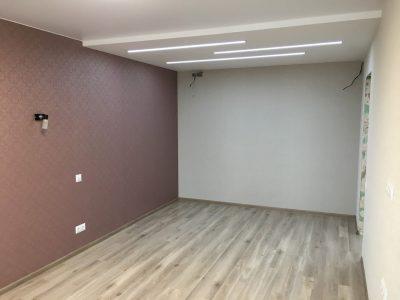 Ремонт трехкомнатной квартиры площадью 100м2 под ключ в Кирове по адресу: ул. Московская, 211.